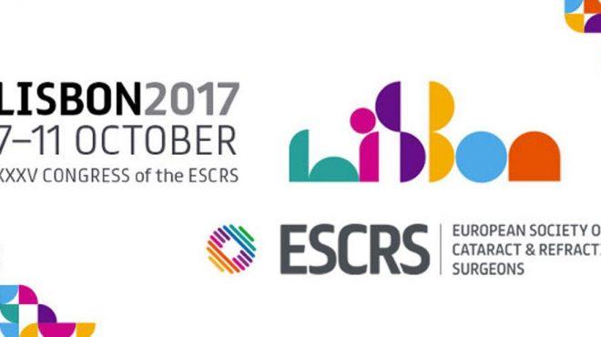 مركز الحكماء التخصصي للعيون يشارك في مؤتمر ESCRS Lisbon 2017